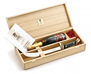 Le sabre à champagne « Lafayette »