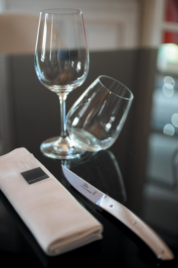 Couteau de table Le Thiers® - Restaurant Decoret