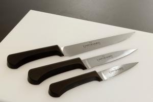 Couteaux Claude Dozorme - Restaurant Domaine des Hauts de Loire par Rémy Giraud