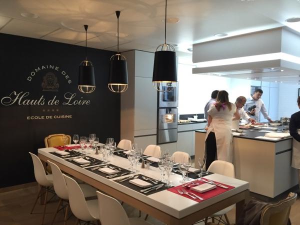 Restaurant Domaine des Hauts de Loire à Onzain