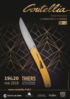 Festival Coutellia 2018 à Thiers