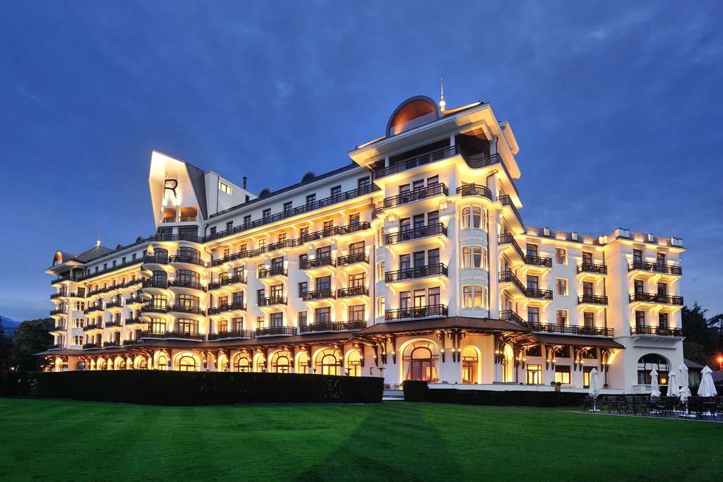 Hôtel Royal***** d'Evian-les-Bains