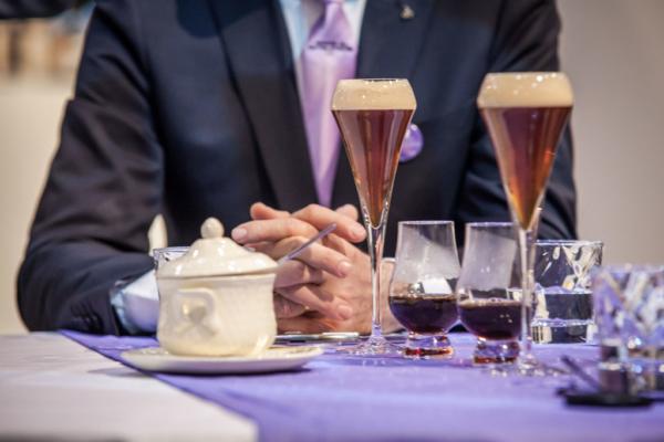 Au SIRHA à Lyon pour la finale du Trophée du Maître d'Hôtel