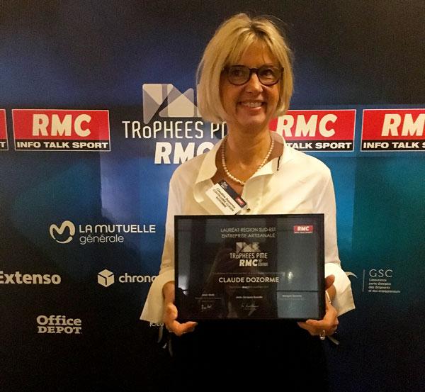 """Remise des """"Trophées PME RMC"""" 2019"""